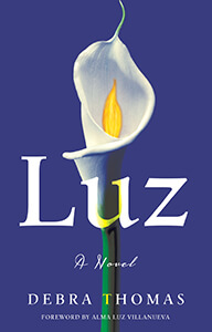 Debra Thomas novel book cover